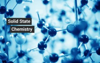 Solid State Chemistry VxP Pharma