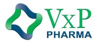 VxP Pharma Logo